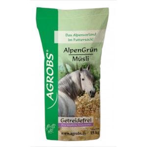 Agrobs - AlpenGrün Müsli 15kg