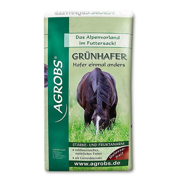 Agrobs - Grünhafer 15kg