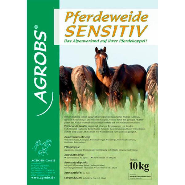 Agrobs - Pferdeweide Sensitiv 10kg
