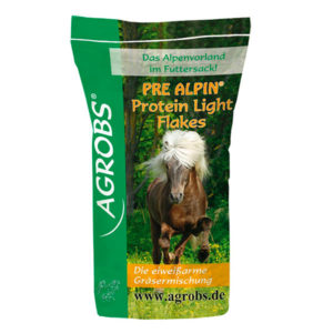 Agrobs - Pre Alpin Protein light Flakes 15kg