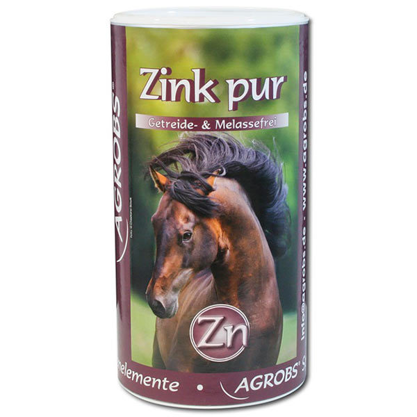 Agrobs Zink pur 800g