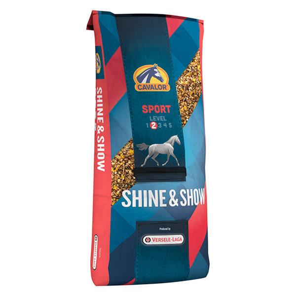 Cavalor - Shine & Show 20kg