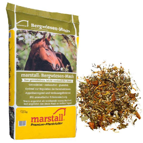 Marstall - Bergwiesen-Mash 12,5kg
