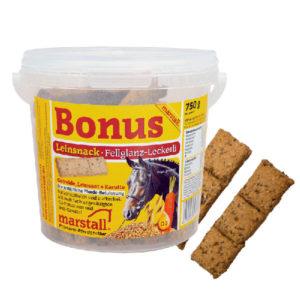 Marstall - Bonus Leinsnack 750g