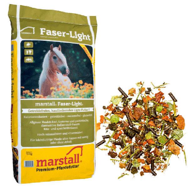 Marstall - Faser-Light 15kg