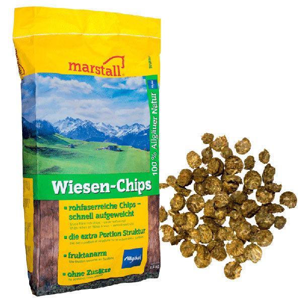 Marstall - Wiesen-Chips 15kg