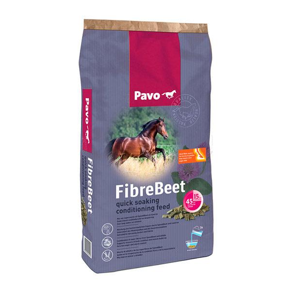 Pavo - FibreBeet 15kg