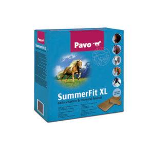 Pavo - SummerFit Briketts 15kg