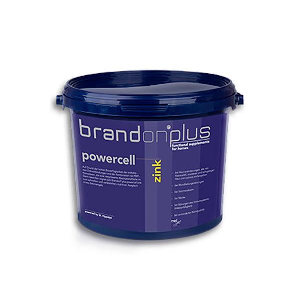 St. Hippolyt - Brandon plus powercell zink 3kg
