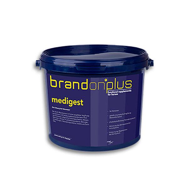 St. Hippolyt - BrandonPlus medigest 3kg