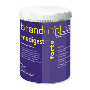 St. Hippolyt - BrandonPlus medigest forte 1kg