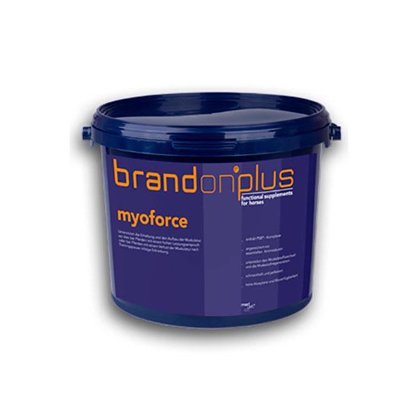 St. Hippolyt - BrandonPlus myoforce 3kg