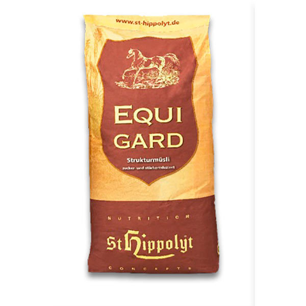 St. Hippolyt - EquiGard Classic (Pellet) 25kg