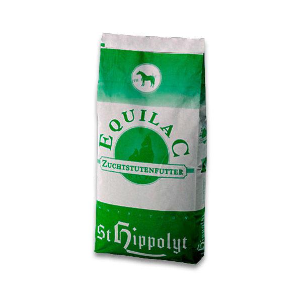 """St. Hippolyt - EquiLac Pellets """"Zuchtstutenfutter"""" 25kg"""
