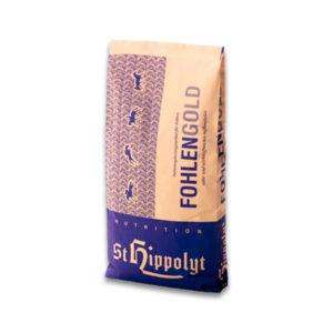 St. Hippolyt - Fohlengold Müsli 20kg
