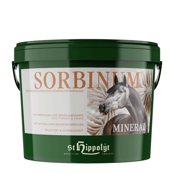 St. Hippolyt - Sorbinum Mineral 10kg