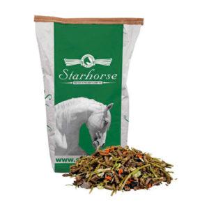 Starhorse - Golden Natur-Müsli getreidefrei/melassefrei 14kg