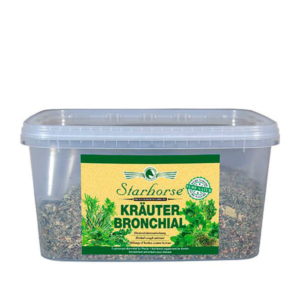 Starhorse - Kräuter-Bronchial 1000g