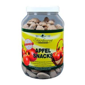 Starhorse - Leckerli Apfel-Snacks 800g