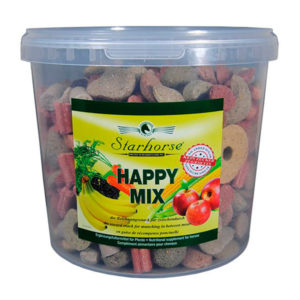 Starhorse - Leckerli Happy Mix 2250g