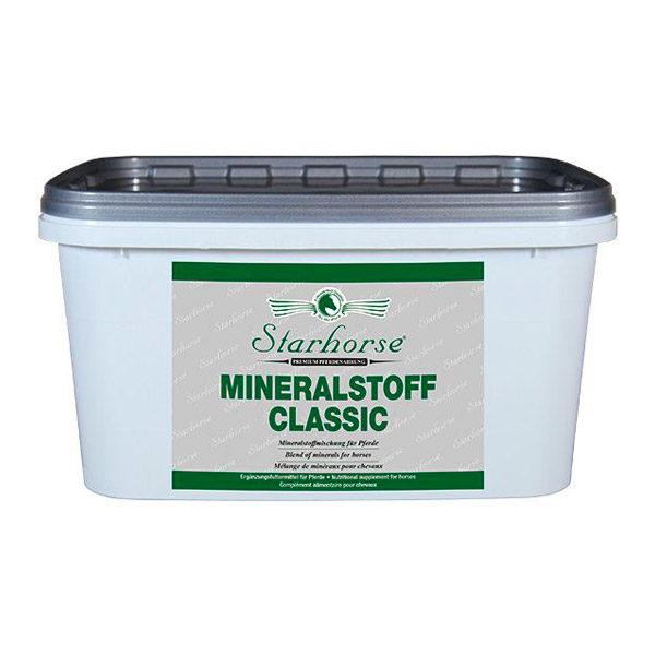 Starhorse - Mineralstoff Classic 3150g