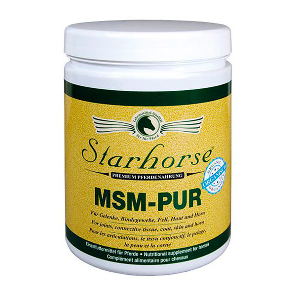 Starhorse - MSM-Pur 800g